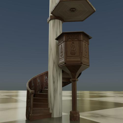Pulpit preview image