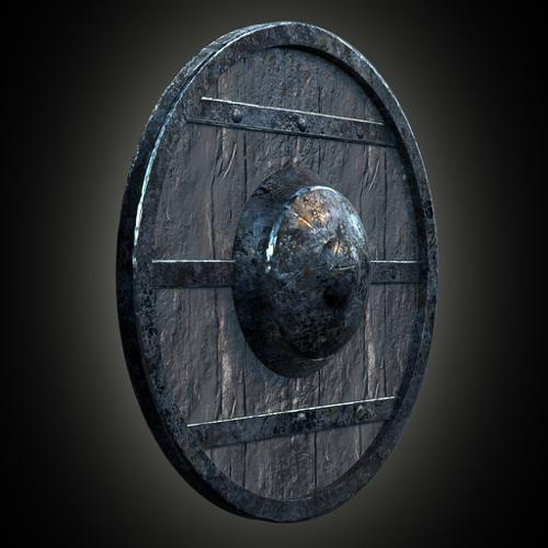 Torn Shield preview image