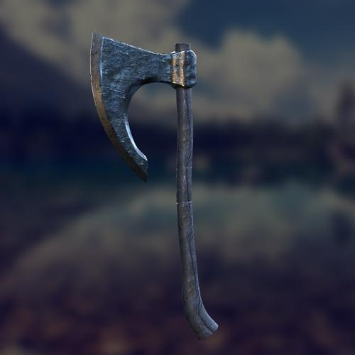 Viking Axe preview image