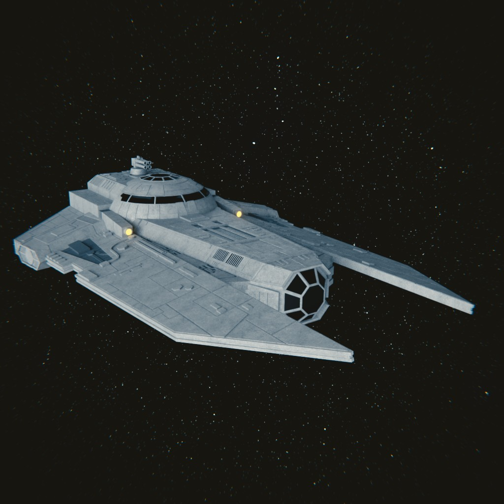 Star Wars: VT-49 Decimator preview image 1
