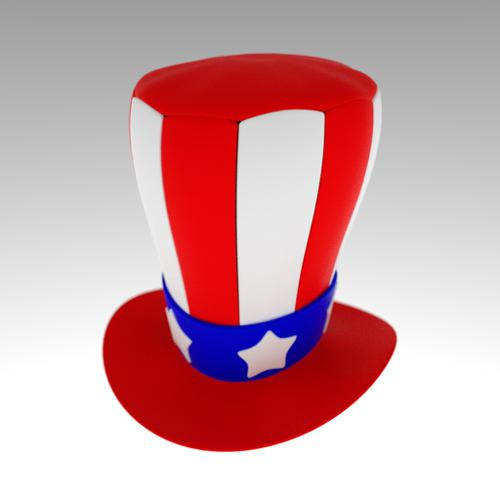 4th July hat preview image
