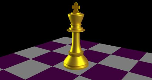Chess Piece King preview image
