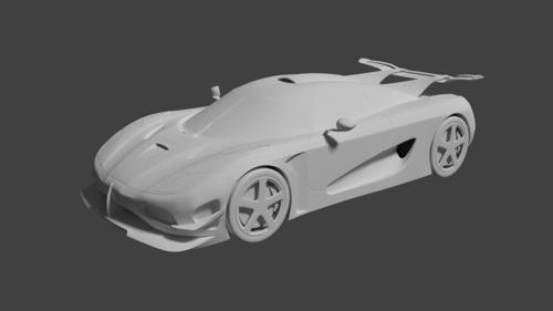 Koenigsegg One:1 preview image