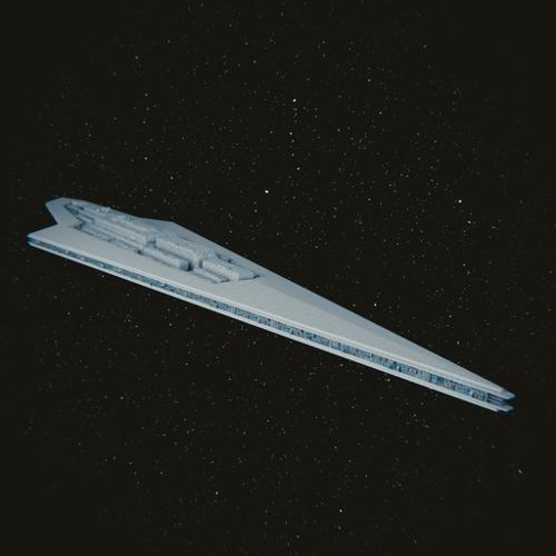Star Wars: Executor Class Star Destroyer preview image