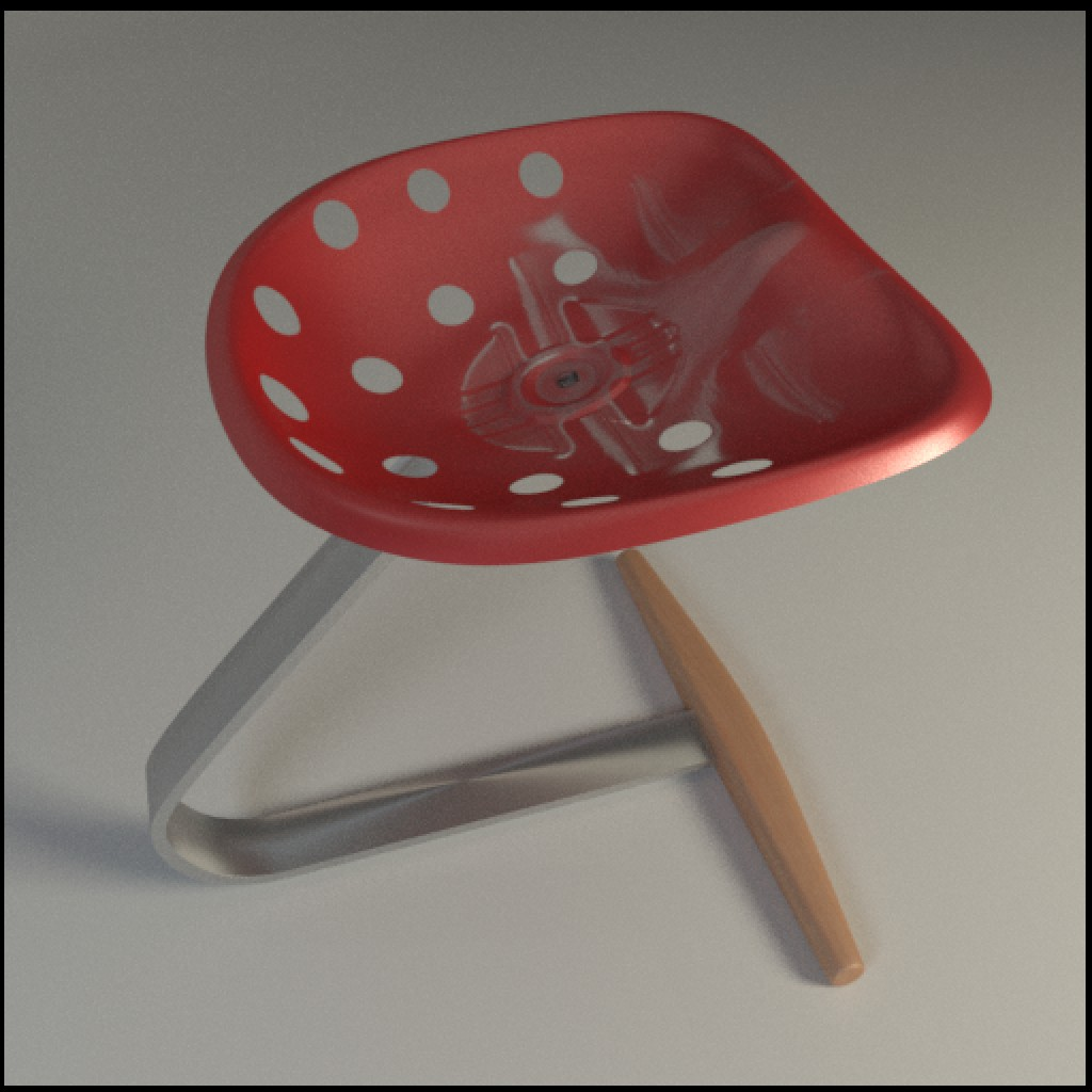 Radical Design Stool preview image 4