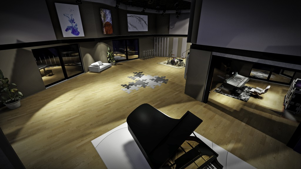 Recording Studio / Office Building preview image 3