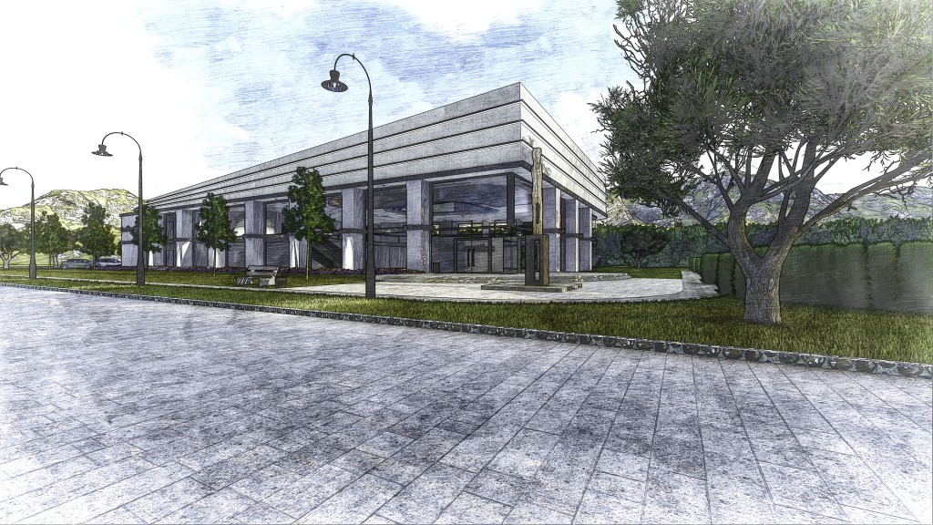 Recording Studio / Office Building preview image 1