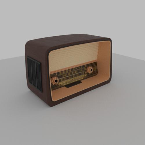 Old Radio preview image
