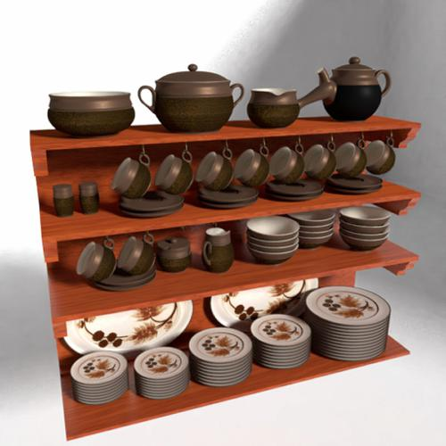Denby Cotswold Crockery Set preview image