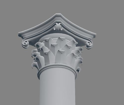 Corynthian column  preview image