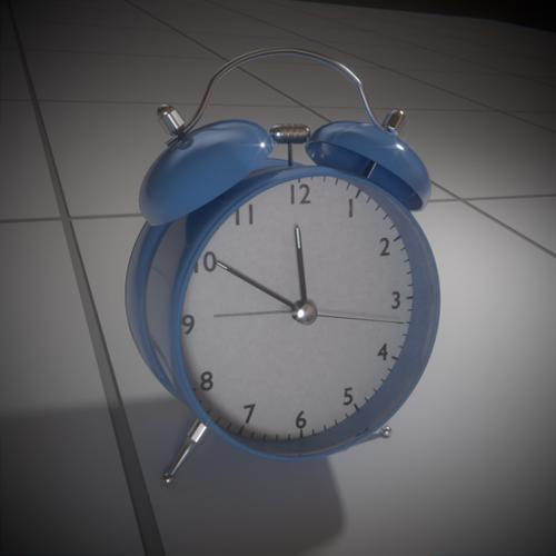 Alarm clock preview image