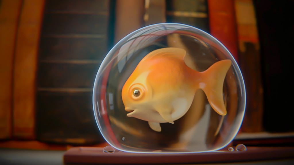 CGC Classic: Goldfish preview image 1