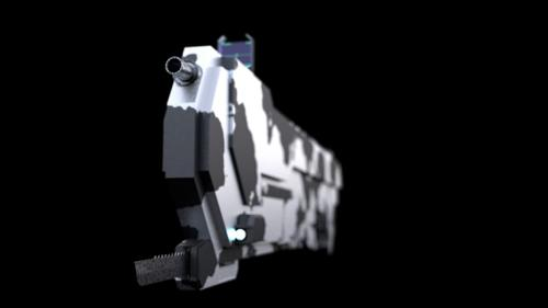 Sci Fi Rifle preview image
