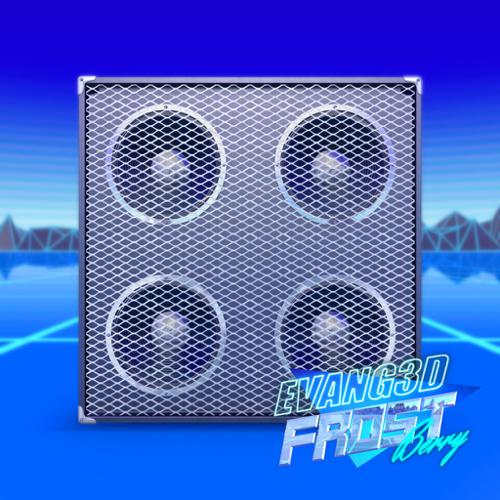 FrostBerry 4x12 OpenGL Speaker Cabinet preview image