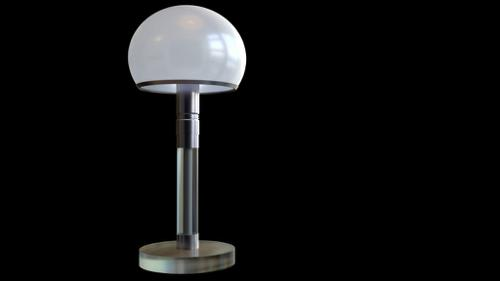 Bauhaus lamp from 1924 preview image