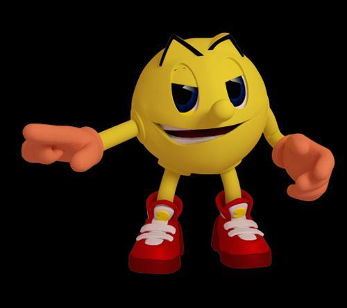 Blend Swap Tag Pacman