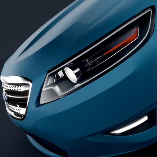 Ford Taurus SHO 2010 preview image
