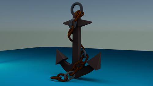 Ship Anchor preview image