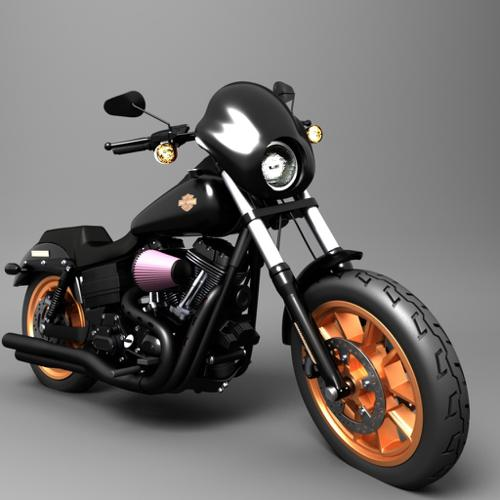 Harley-Davidson Low Rider preview image