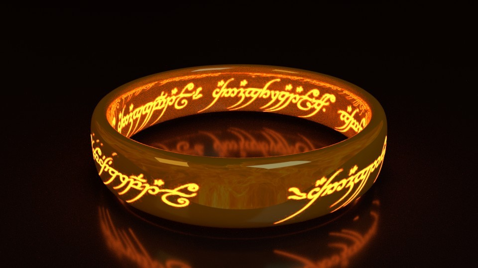 Lord of the Rings The Ring of Power preview image 1