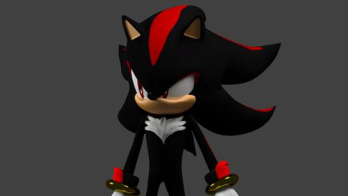 Shadow Hedgehog preview image