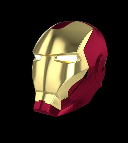 Ironman helmet preview image