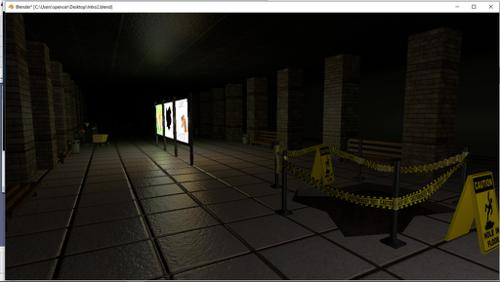 Subway Game demo preview image