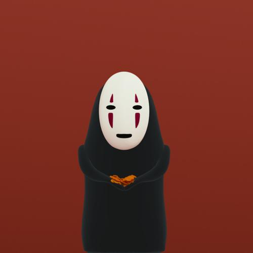Spirited away - No face preview image