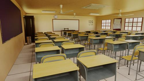 The Classroom  preview image
