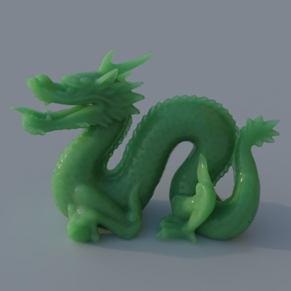 Volumetric Sub Surface Scattering  preview image 5