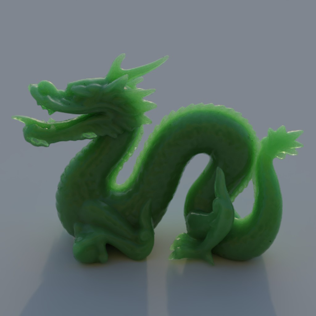 Volumetric Sub Surface Scattering  preview image 2