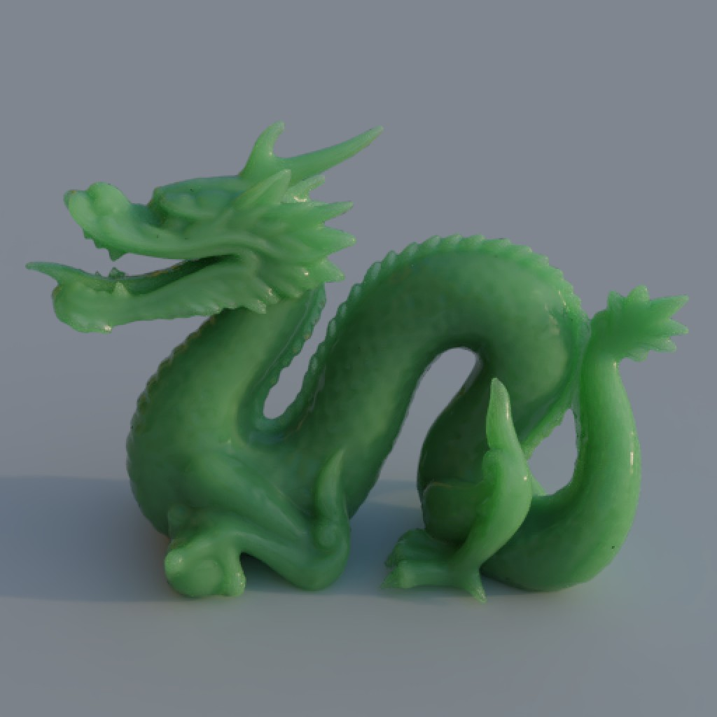Volumetric Sub Surface Scattering  preview image 3