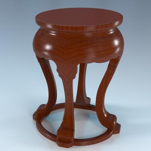 Asian Stool preview image