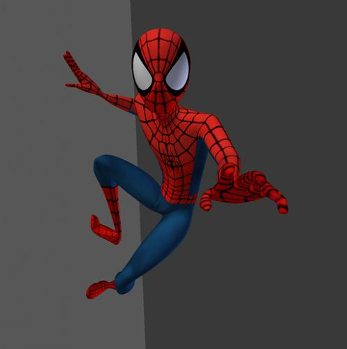 Ultimate Spiderman preview image