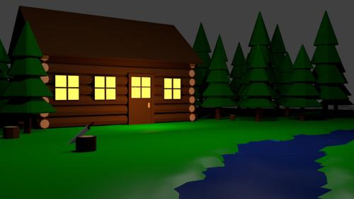 Cabin preview image