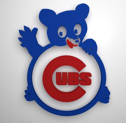 Cubs Logo 3 different versions preview image
