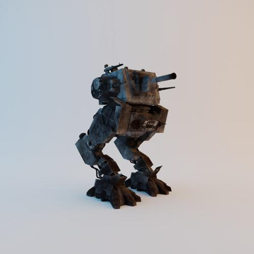 War Robot preview image