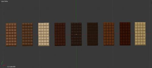Chocolate Bars preview image