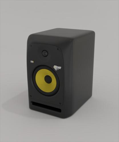 Sound monitors KRK preview image