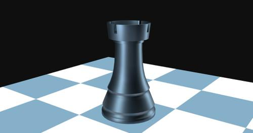 Chess Piece Rook preview image