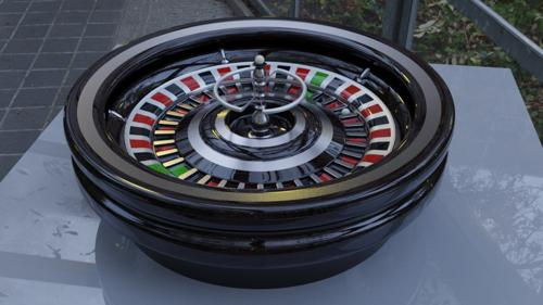 Roulette Wheel preview image