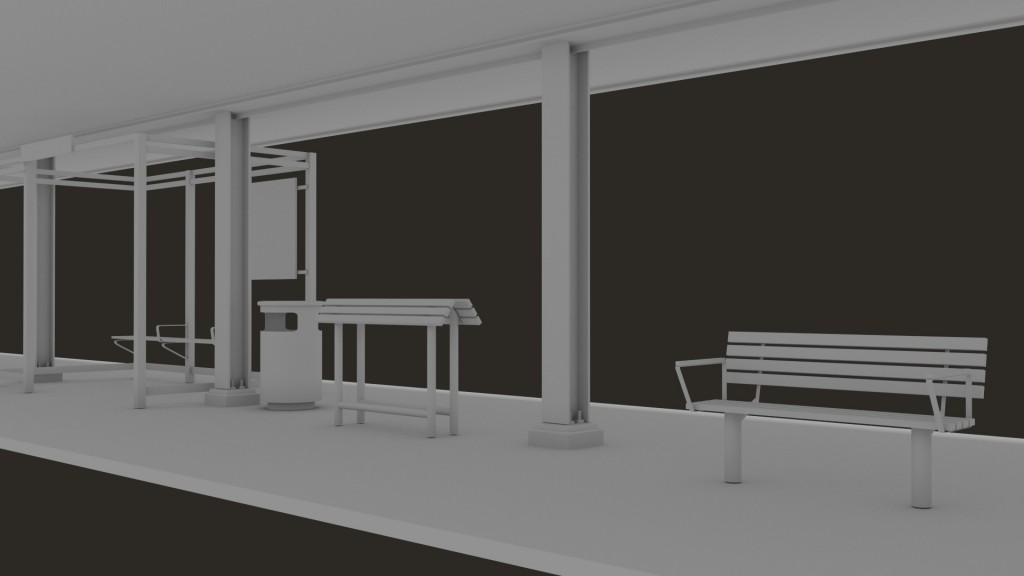 Bus station preview image 3