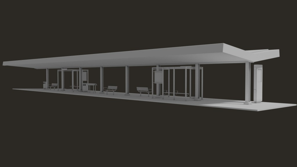 Bus station preview image 1