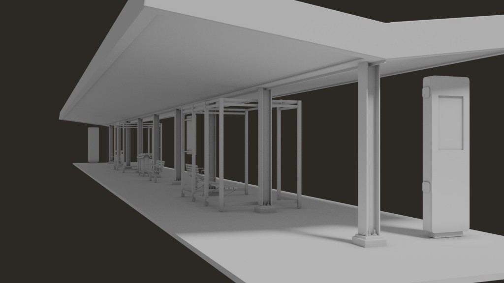 Bus station preview image 2