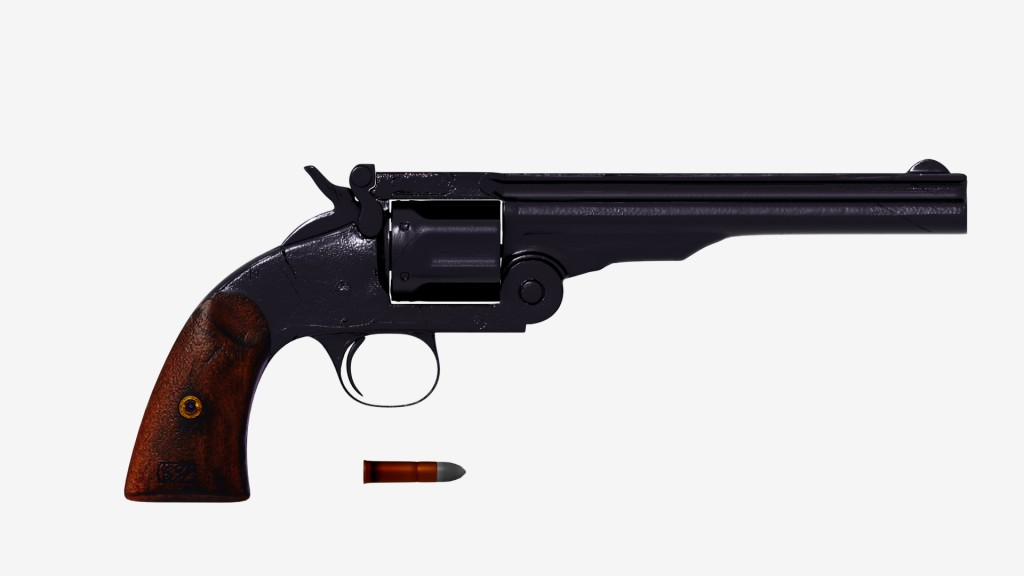 S&W Model 3, Schofield preview image 3