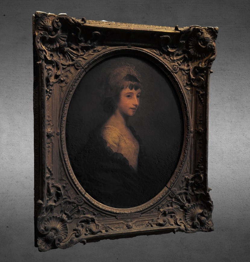 Portrait of Lady Mary Douglas preview image 1