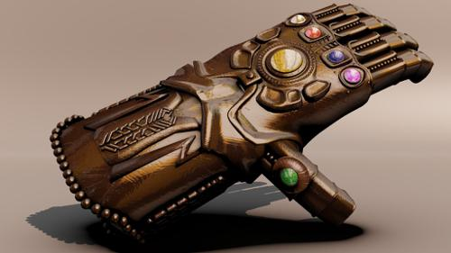 INFINITY GAUNTLET preview image