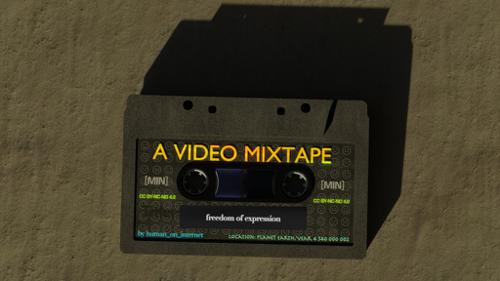 A VIDEO MIXTAPE preview image