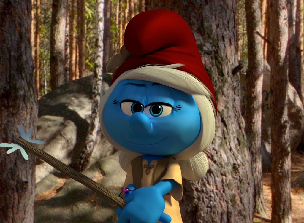 Improved Smurfwillow  preview image 1