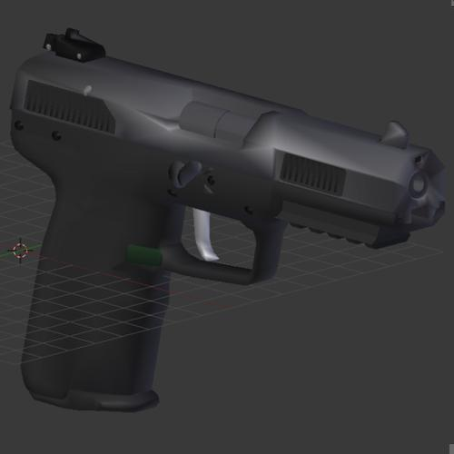 FN Five-seven Pistol preview image